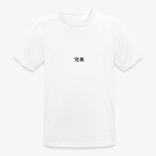 完美 ~ Perfetto - Maglietta da uomo traspirante