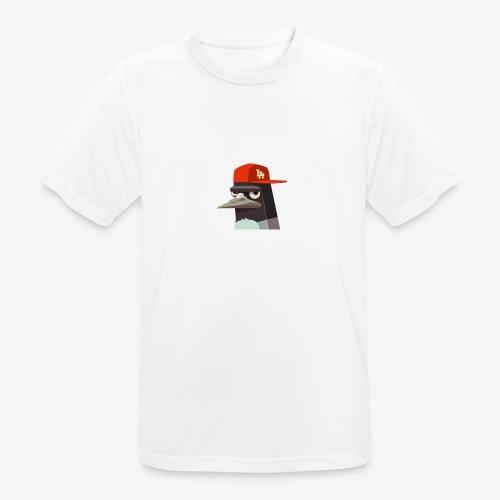 BM TSHIRT - Mannen T-shirt ademend actief