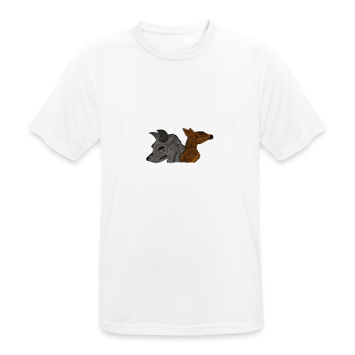 Ein unschlagbares Team - Männer T-Shirt atmungsaktiv