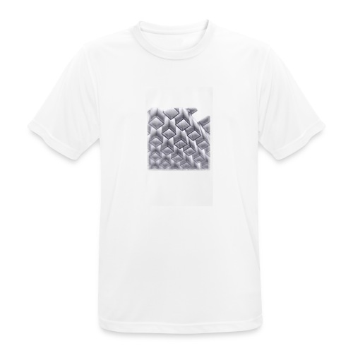 squares - Men's Breathable T-Shirt