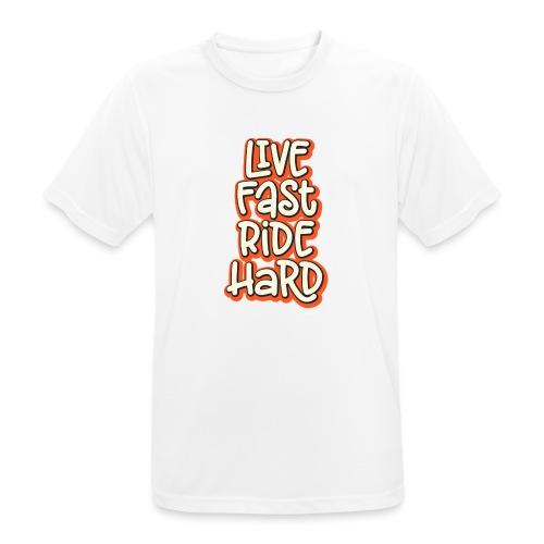 Asset 13 - Andningsaktiv T-shirt herr