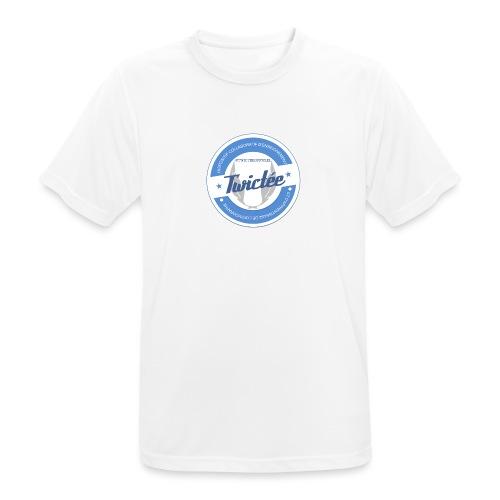 logo twictee - T-shirt respirant Homme