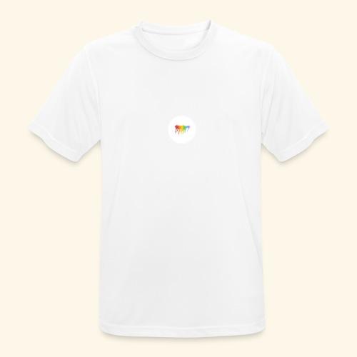 LGBTQ - Mannen T-shirt ademend actief