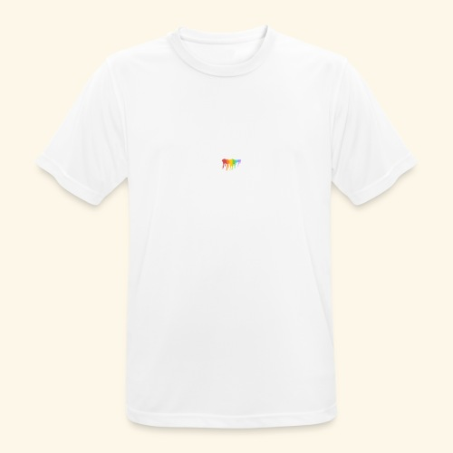 LGBTQ - mannen T-shirt ademend