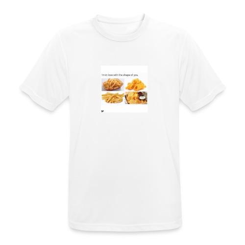 Shape - Männer T-Shirt atmungsaktiv