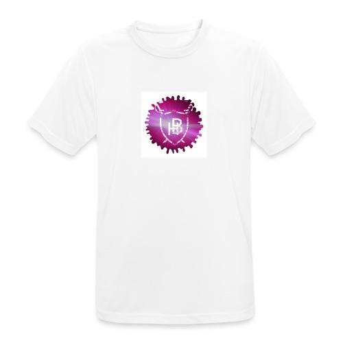 Hustler Brand - T-shirt respirant Homme