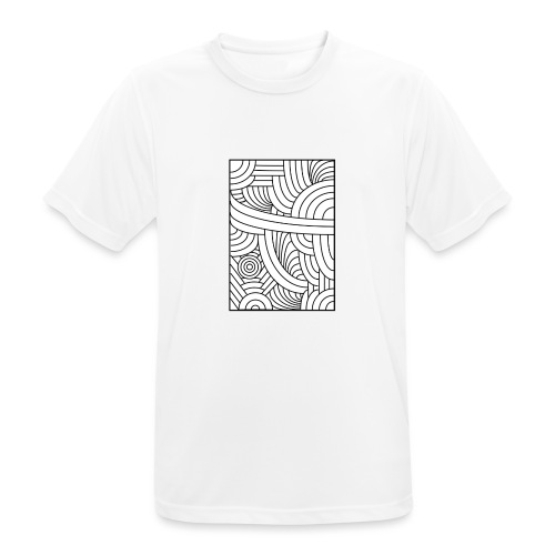 Brut - T-shirt respirant Homme