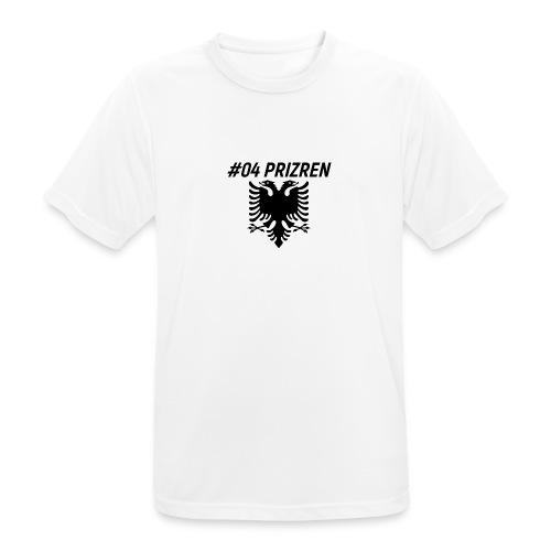 04 PRIZREN SHIRT - Männer T-Shirt atmungsaktiv