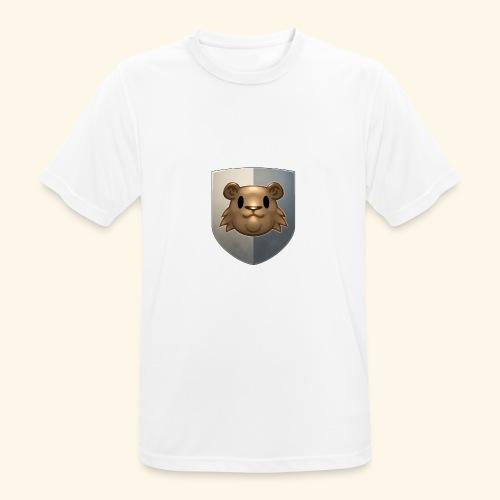 marmottes blason HD - T-shirt respirant Homme