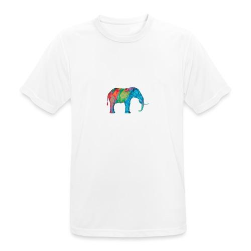 Elefant - Men's Breathable T-Shirt