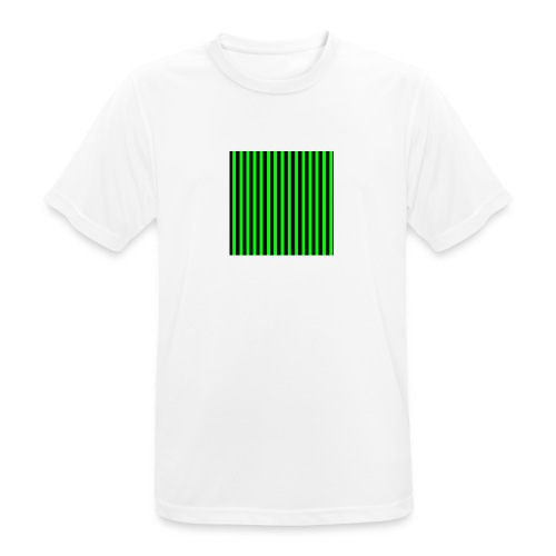 The henrymgreen Stripe Multi - Men's Breathable T-Shirt