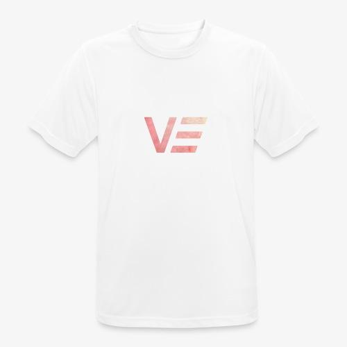 VEEE Vintage Logo - Männer T-Shirt atmungsaktiv