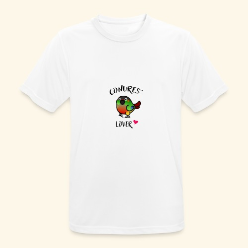 Conures' Lover: opaline - T-shirt respirant Homme