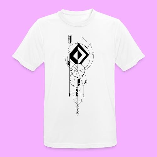 la vie - T-shirt respirant Homme