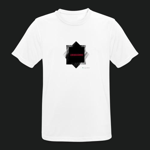 New logo t shirt - Mannen T-shirt ademend actief