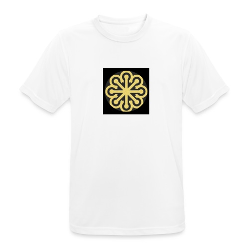 BGLogoGOLD - Men's Breathable T-Shirt
