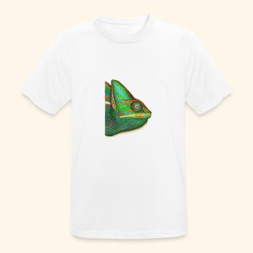 Chamäleon - Männer T-Shirt atmungsaktiv