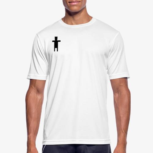 Ippis Entertainment, Black - miesten tekninen t-paita