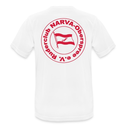 logo rcno neu 52007vers3jpg - Männer T-Shirt atmungsaktiv