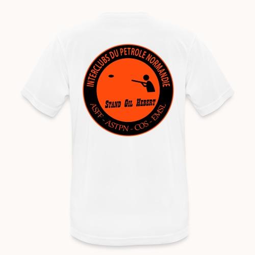 Logo Interclubs - T-shirt respirant Homme