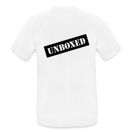 Get UNBOXED now!! by Brilliant Voices - Männer T-Shirt atmungsaktiv