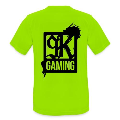 Logo-BLACK-uden-baggrund - Herre T-shirt svedtransporterende