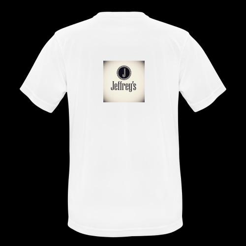 Jeffreys - Männer T-Shirt atmungsaktiv