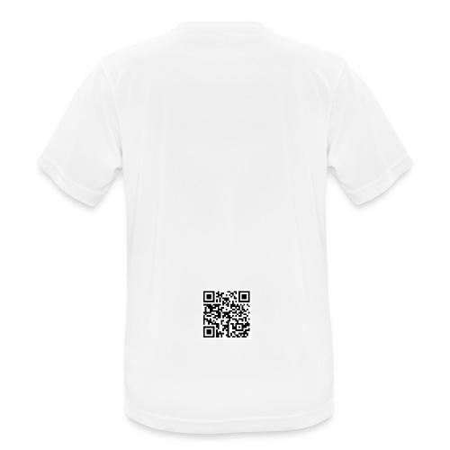 qrcode jpeg - Männer T-Shirt atmungsaktiv
