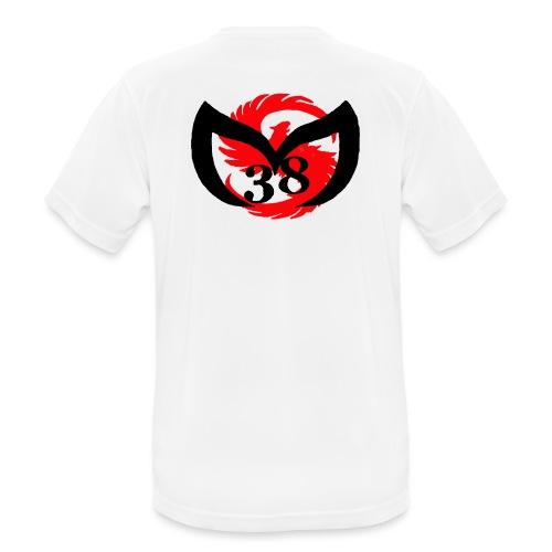MArtialsports38THDD png - T-shirt respirant Homme