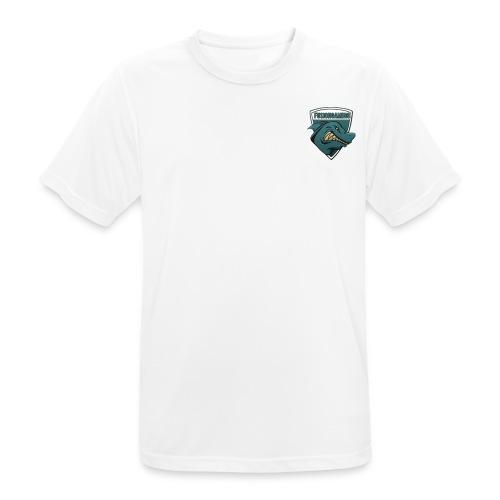 Basic Fusion T-Shirt - Men's Breathable T-Shirt