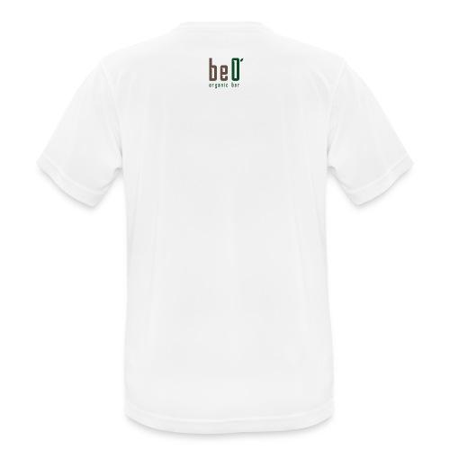 be0 tshirt - Maglietta da uomo traspirante