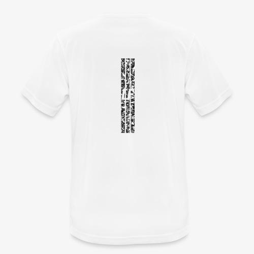 LF camo stripes - Andningsaktiv T-shirt herr