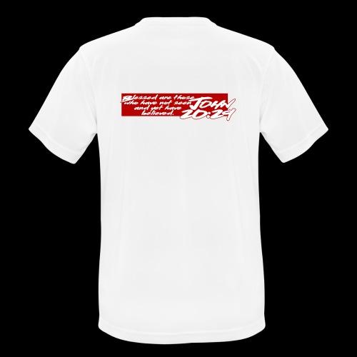 OVER REASON 2 - Camiseta hombre transpirable