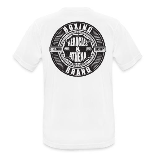 Heracles and Athena Emblem - Männer T-Shirt atmungsaktiv