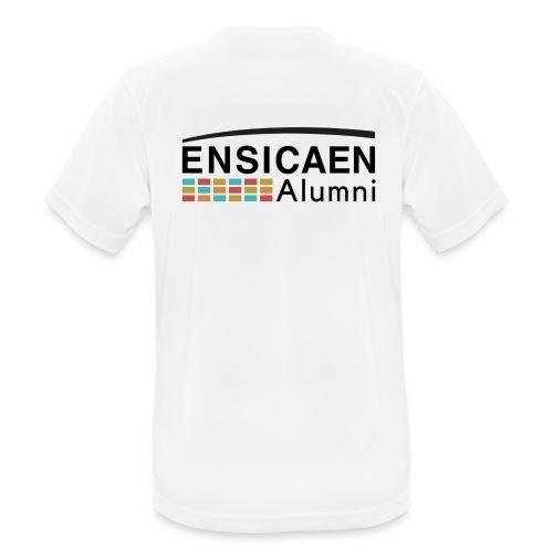 Collection Ensicaen alumni - T-shirt respirant Homme