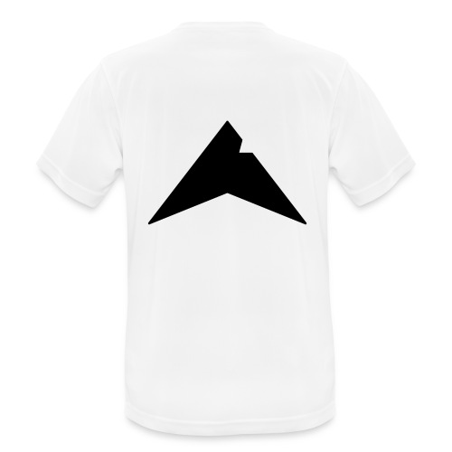 UP-CLAN Logo - Mannen T-shirt ademend actief