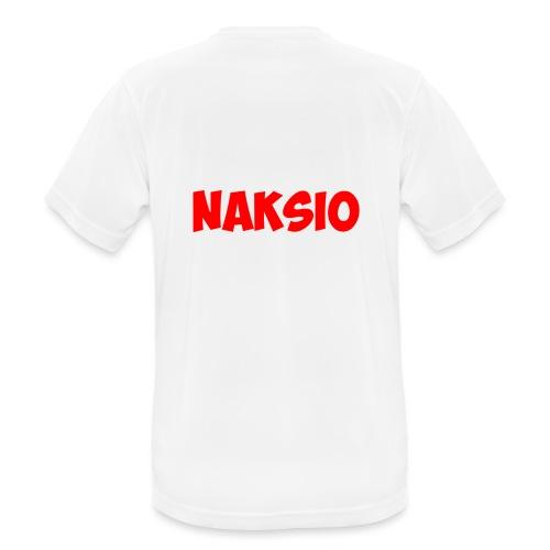 T-shirt NAKSIO - T-shirt respirant Homme