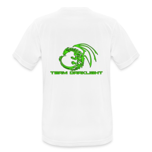 TEAM DARKLIGHT SHOP - Herre T-shirt svedtransporterende