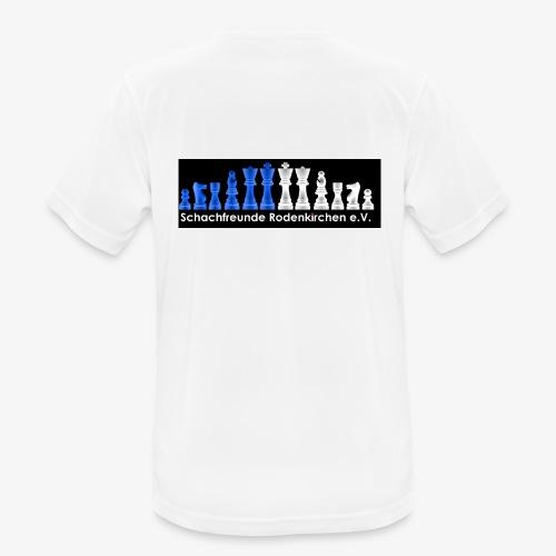 Schachfreunde Rodenkirchen Vereinshemd - Männer T-Shirt atmungsaktiv