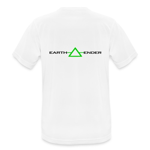 Earthender Pyramid - Männer T-Shirt atmungsaktiv