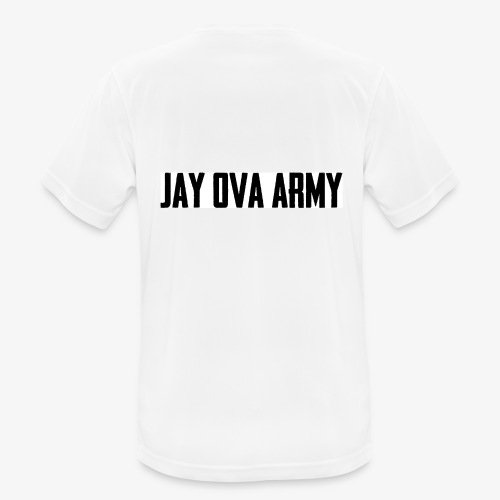 Jay Ova Army Logo - Männer T-Shirt atmungsaktiv