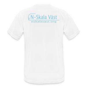 nskalavast - Andningsaktiv T-shirt herr