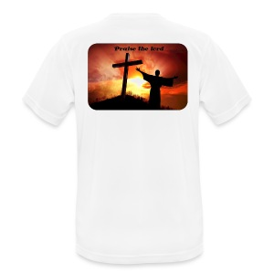 Praise the lord - Andningsaktiv T-shirt herr
