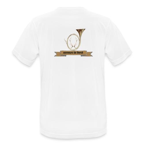 sonneurs de Bercé - T-shirt respirant Homme