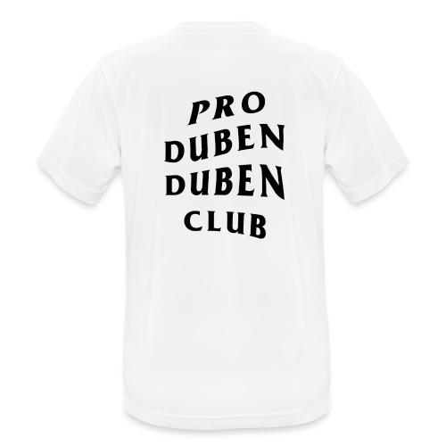 Pro Duben Duben Club S1 - Männer T-Shirt atmungsaktiv