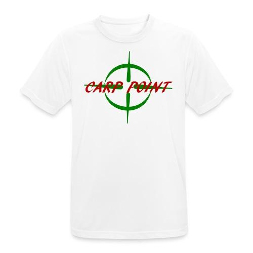 Carp Point T-Shirt - Männer T-Shirt atmungsaktiv