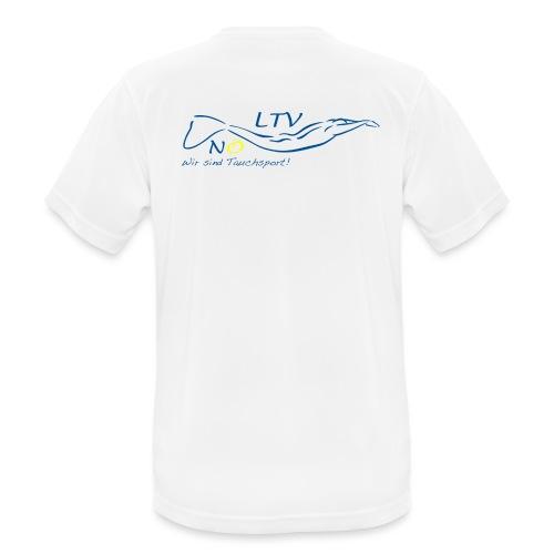 LOGO NOELTV FERTIG png - Männer T-Shirt atmungsaktiv