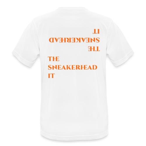The_sneakerhead_it official merchandise - Maglietta da uomo traspirante