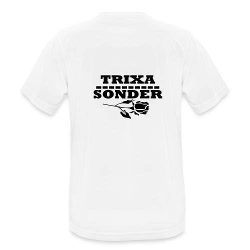 TRISHIRTS - Andningsaktiv T-shirt herr