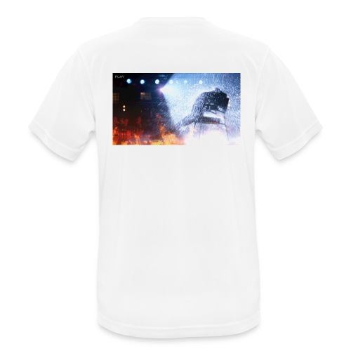 flashdance 2 0 - Männer T-Shirt atmungsaktiv